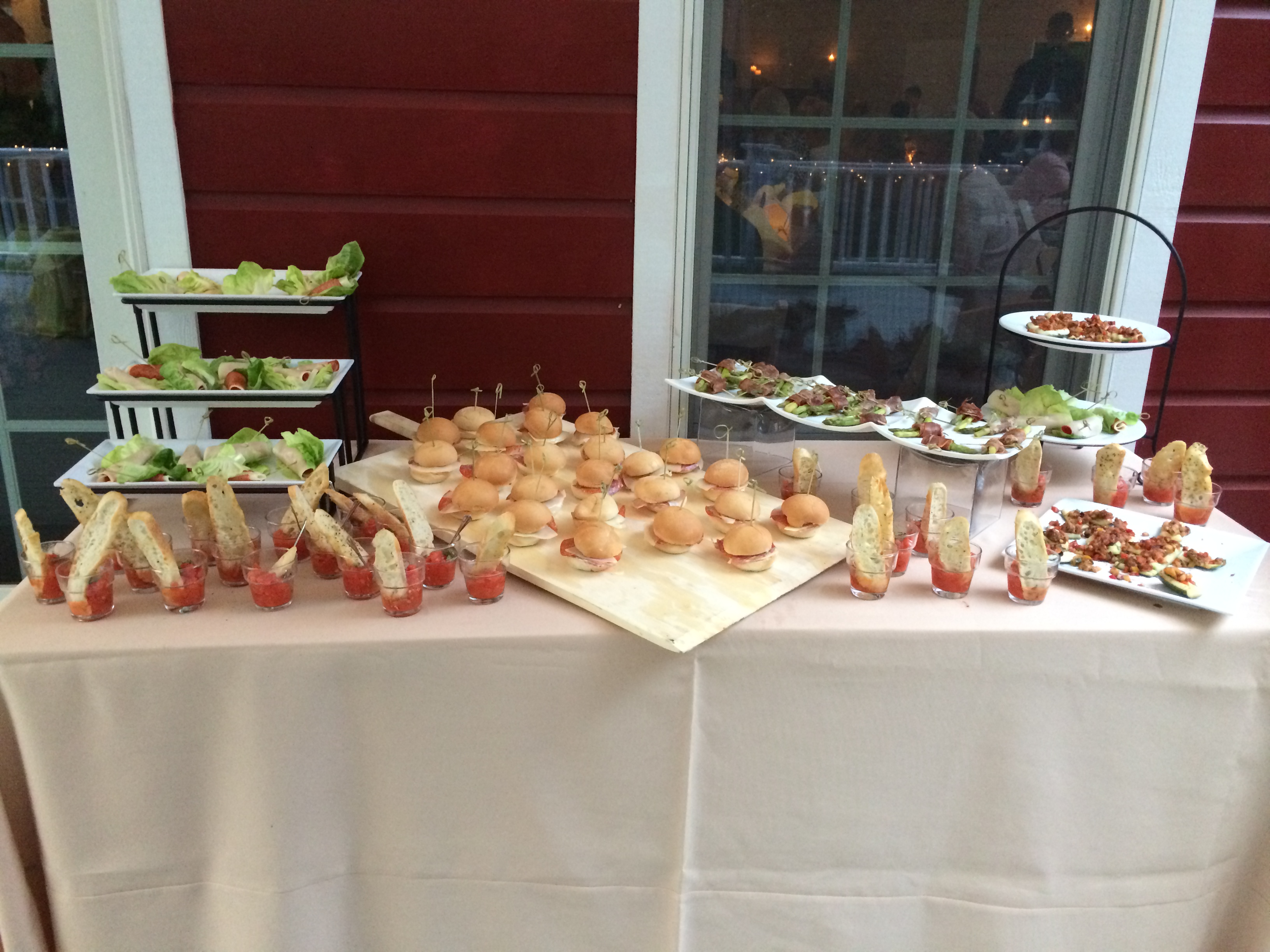 Appetizer Station