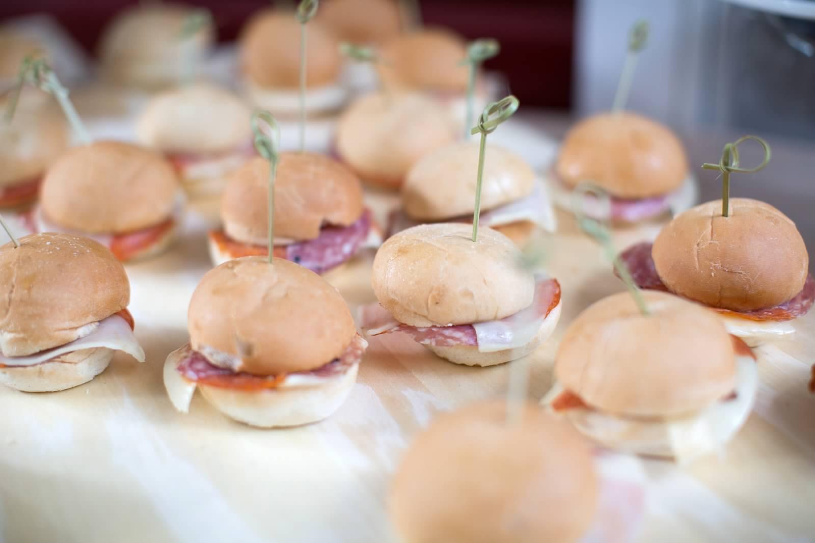 Slider Sandwiches